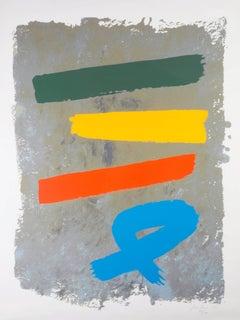 Three and Blue Loop, 1971