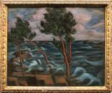 Untitled (coastline)