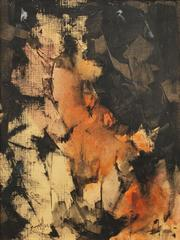 Charles Ragland Bunnell - Untitled (Abstract)