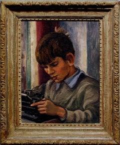 Untitled (Portrait of a Boy)