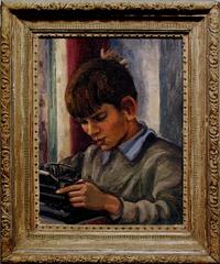 Untitled (Portrait of a Boy)