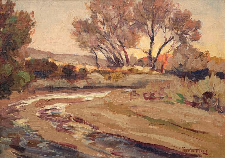 Fremont Ellis Paintings For Sale