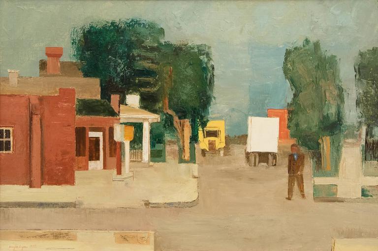 Hayes lyon o l d garage denver colorado 1935 for Garage lyon 1