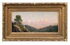Spanish Peaks (Colorado Mountain Landscape)