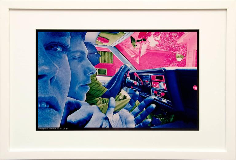 Sandy Skoglund - Pink and Blue Car (True Fiction One) 1