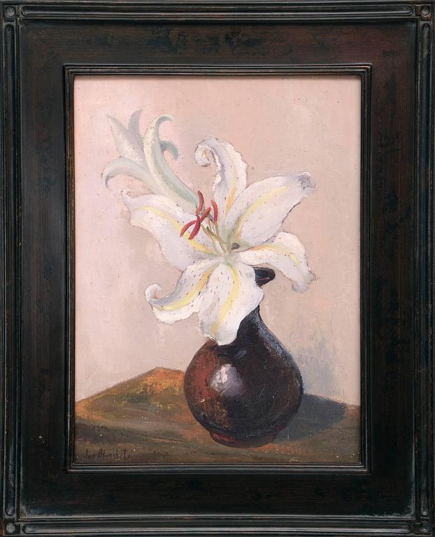 Jon Blanchette - Untitled (Still Life with Lilies) 1