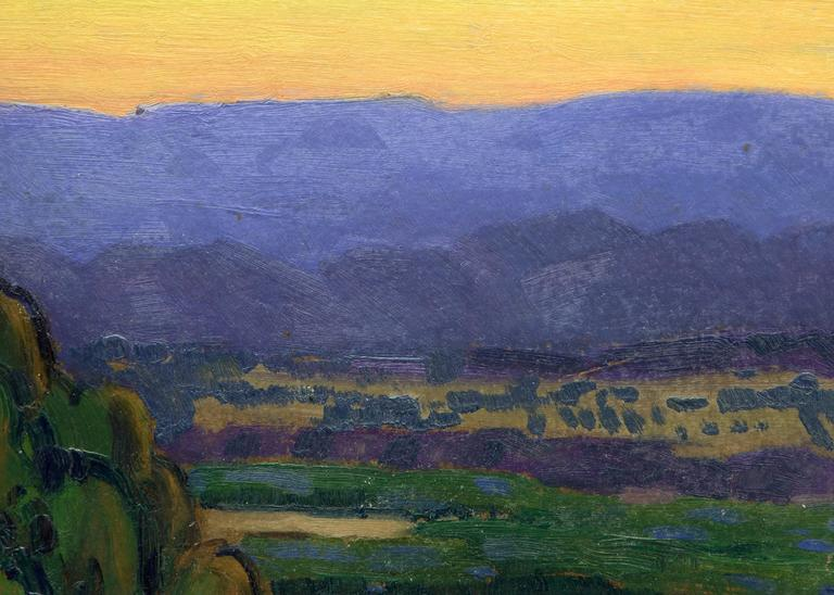 Untitled (Valley near Ojai, California) 3