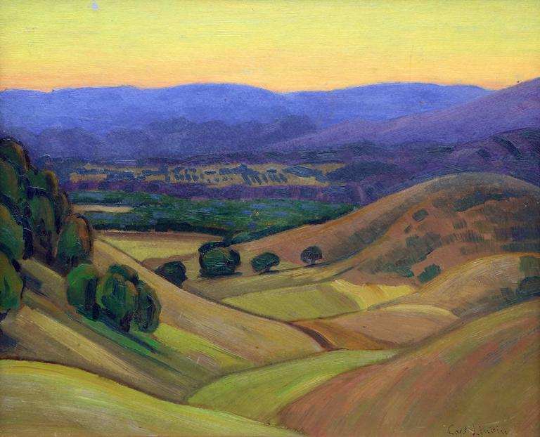Untitled (Valley near Ojai, California) 2