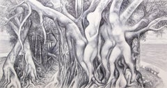 Figure Within Trees
