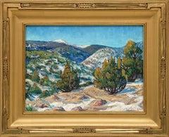 Taos Landscape (New Mexico)