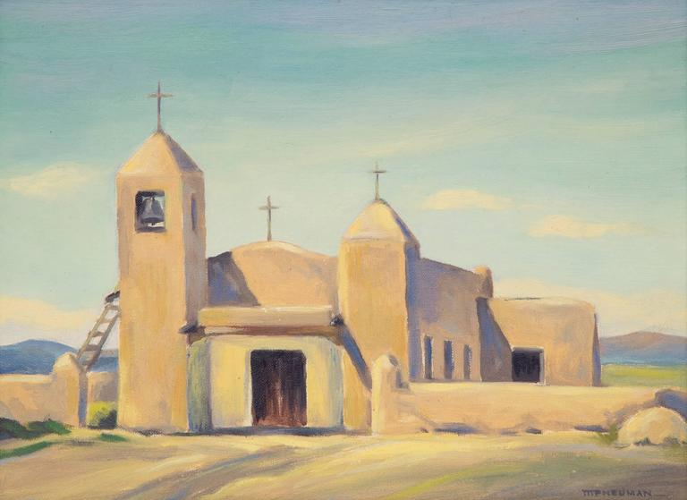 Small Church, Taos (New Mexico) For Sale 1