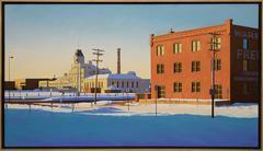 December Morning (Old Tivoli Brewery, Denver, Colorado)