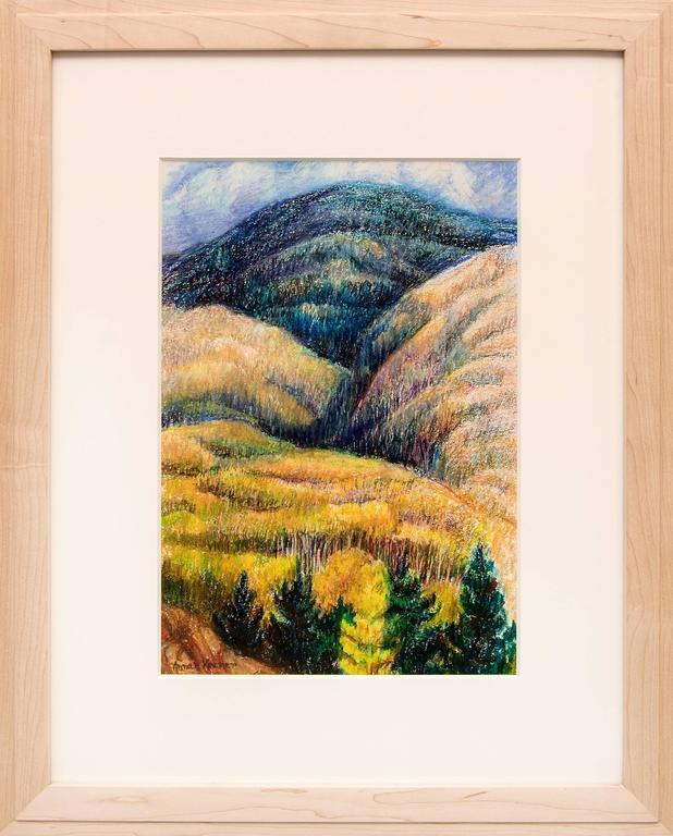 Anna Keener - Aspen - Santa Fe Mountains 1