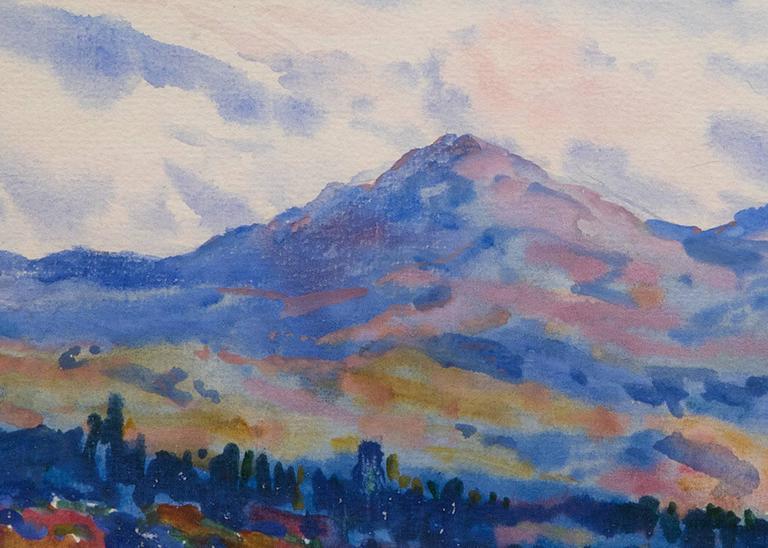 Untitled (Colorado Landscape) 4