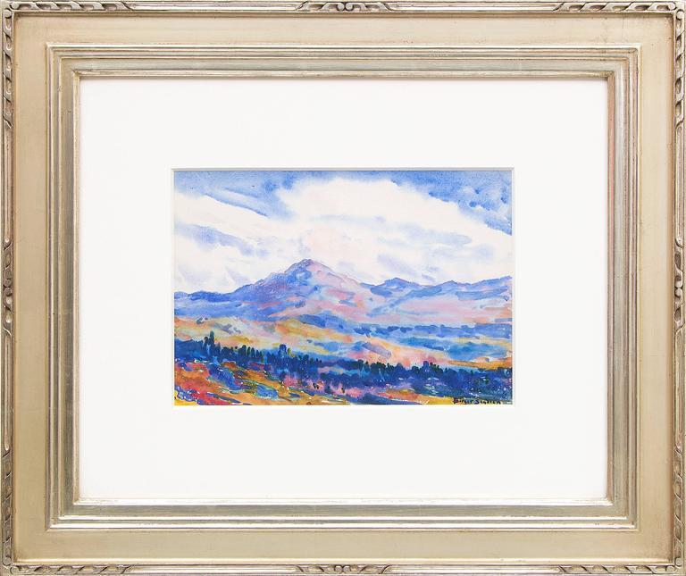 Untitled (Colorado Landscape) 2