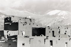 Untitled (Taos Pueblo, New Mexico)
