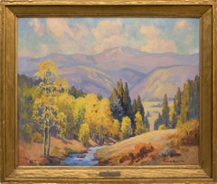 Untitled (Colorado Landscape)