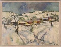 Untitled (Winter Village)