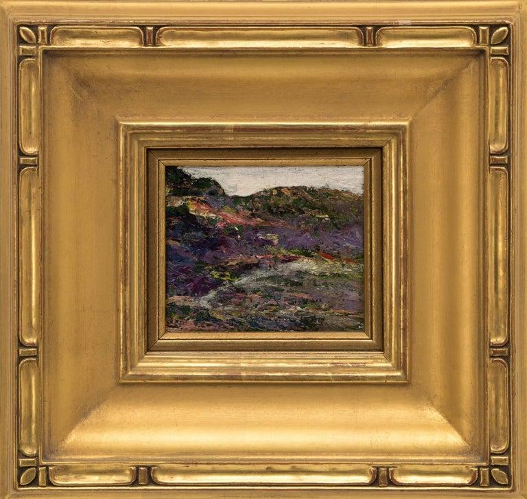 Ernest Lawson Landscape Painting - Untitled (Landscape)