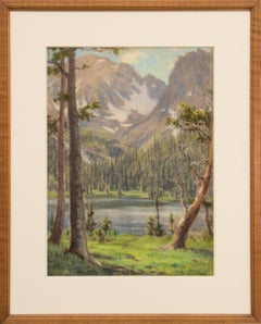 Untitled (Mountain Lake, Colorado)