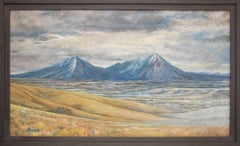 Spanish Peaks (Southern Colorado Landscape)