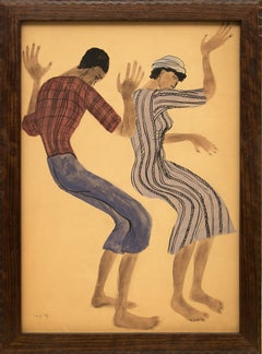 Untitled (Two Dancers)