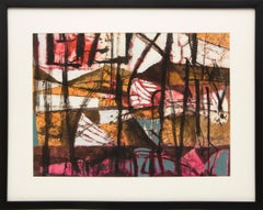 Untitled (Mountain Abstract)