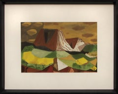 Untitled (Mountain Abstraction)