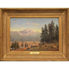 Alfred Thompson Bricher Seascape Painting For Sale At