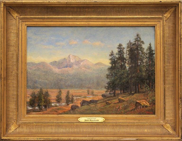 Jerry Malzahn - Longs Peak (Colorado) 1
