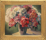 Peonies (Still Life with Flowers)