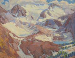 Untitled (Snowy Peaks, Colorado)