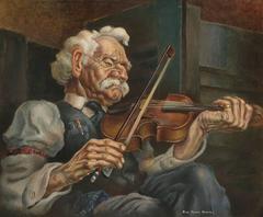 The Old Fiddler (Old Chris)