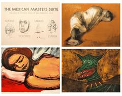 The Mexican Masters Suite, Number 18/25