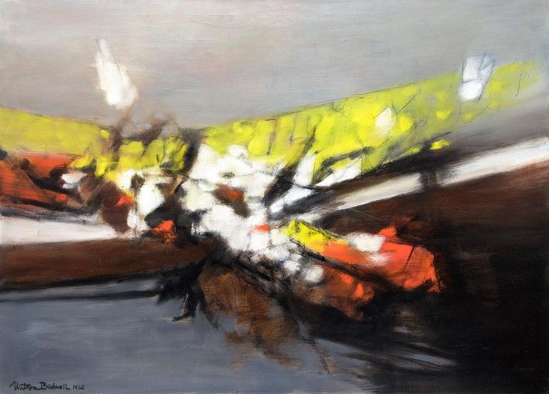 Along the Way - Painting by Watson Bidwell