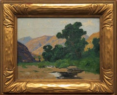 Untitled (California landscape)