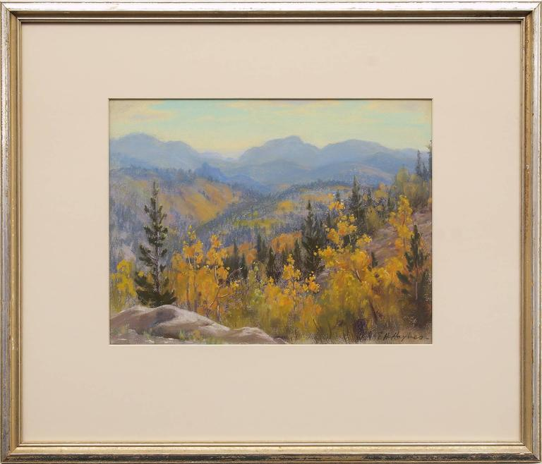 Untitled (Autumn in Colorado)