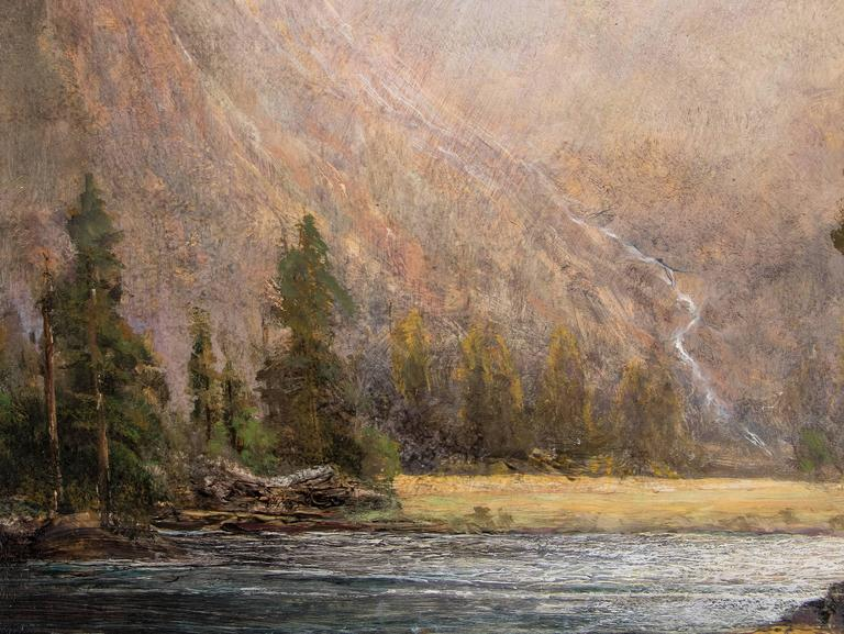 Jerry Malzahn Dream Lake Rocky Mountain National Park