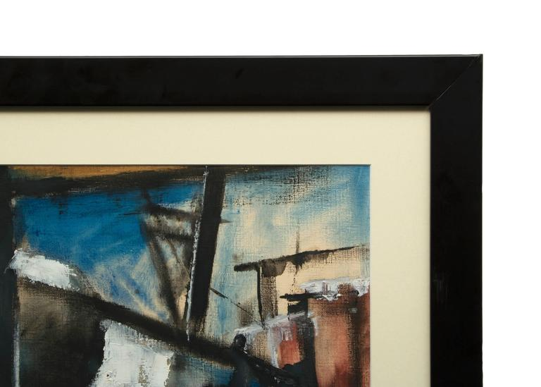 Untitled (Abstract Expressionist composition) For Sale 2