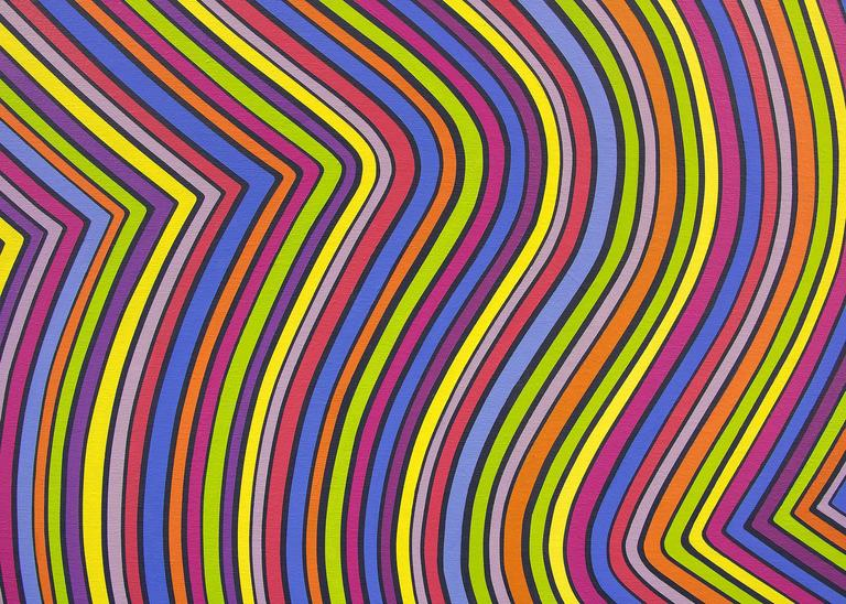 Stripes in Motion For Sale 2