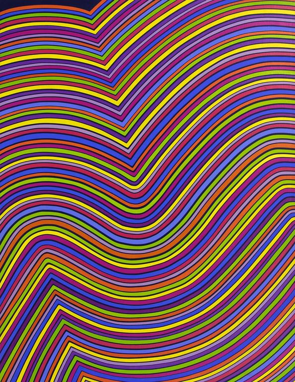 Stripes in Motion 2