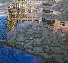 Union Square Reflection