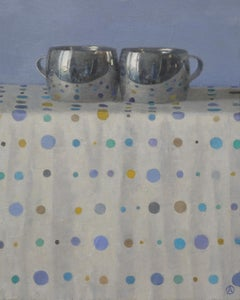 Silver Cups and Polka Dots