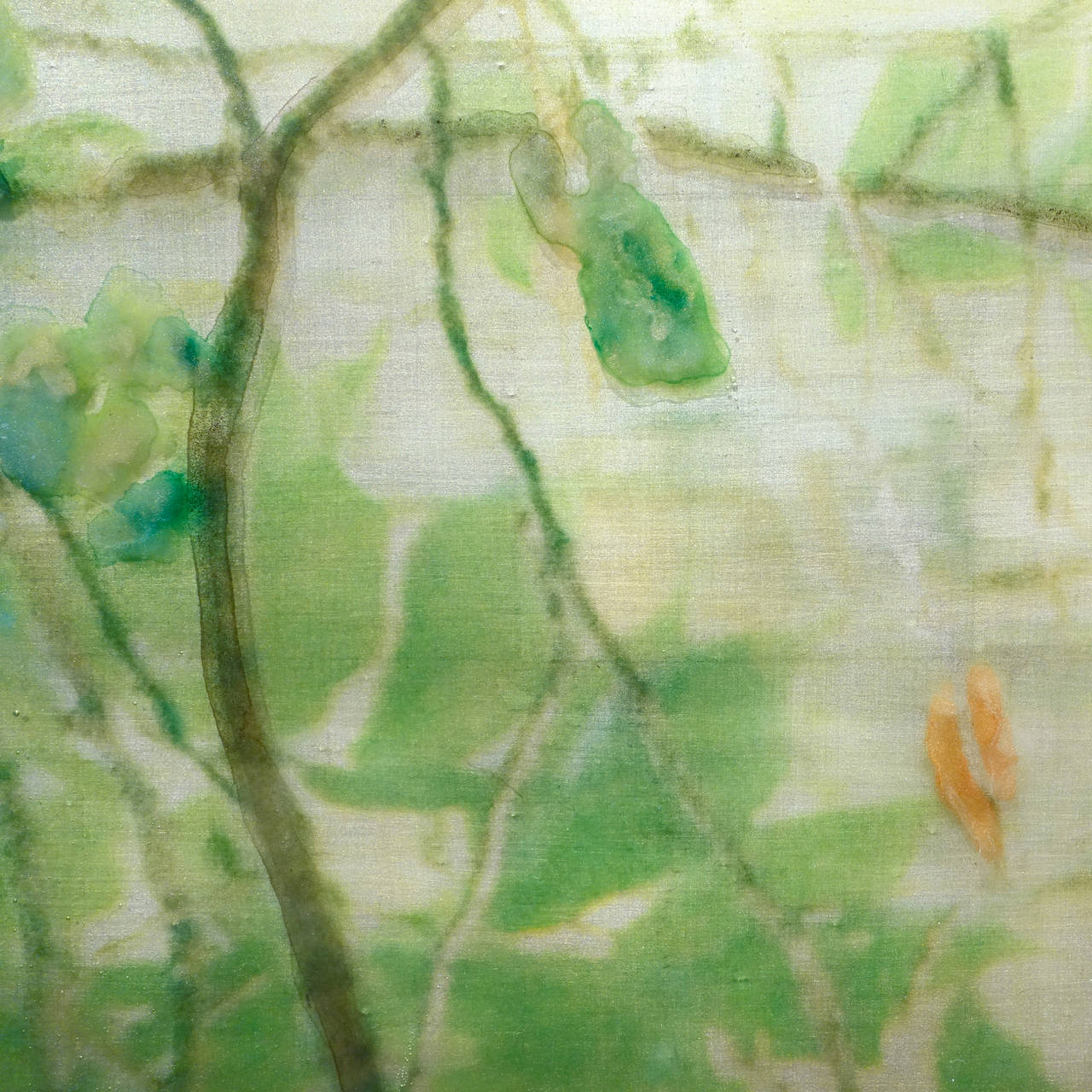 The Ramble Fissure - Painting by Susan Goldsmith