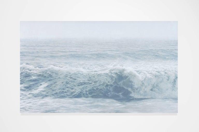 Roller (3), Water Painting, Beach, Ocean, Blue, Crashing Wave, Meditation, Surf 2