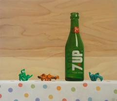 7-Up & Pretzels