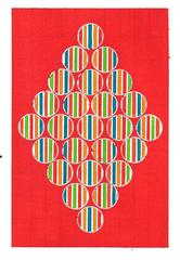 Diamond Dot (Red) Amagansett Series