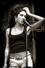 Amy Winehouse Virgin Music Festival 2007