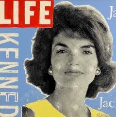 JACKIE COMES TO LIFE (Jackie Kennedy)