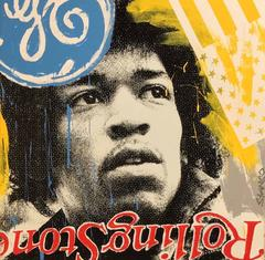 JAMES MARSHALL HENDRIX-THE GENERAL ELECTRIC